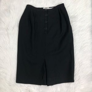 Valentino Boutique Skirt Made In Italy Vintage 6